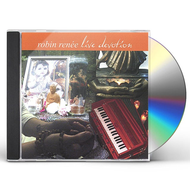 Robin Renee LIVE DEVOTION CD
