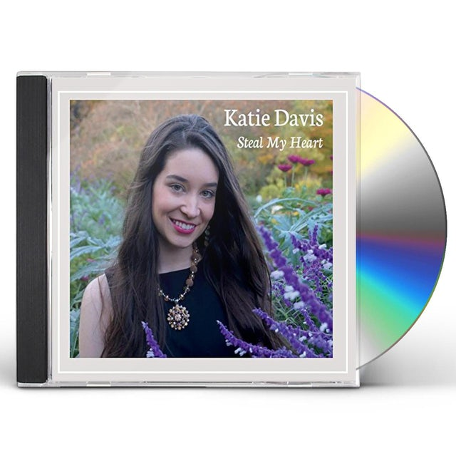 Katie Davis STEAL MY HEART CD