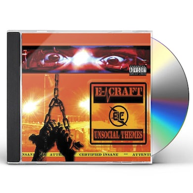 E-Craft UNSOCIAL THEMES CD