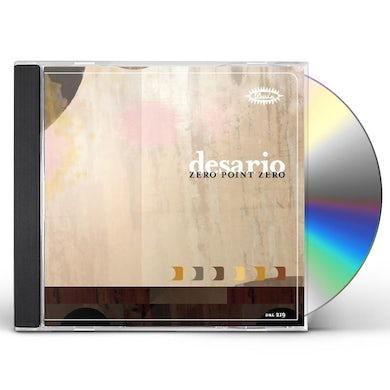 Desario ZERO POINT ZERO CD
