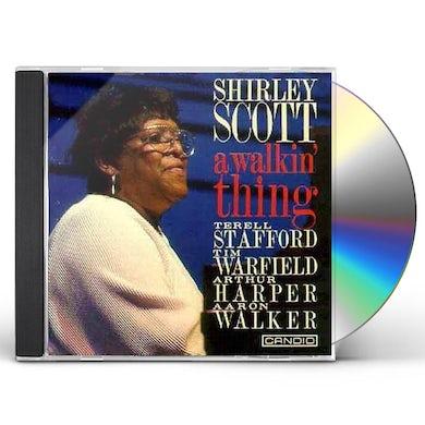 Shirley Scott WALKIN THING CD