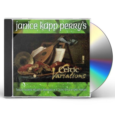 JANICE KAPP PERRY'S CELTIC VARIATIONS CD