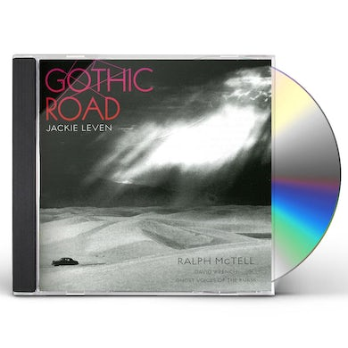 Jackie Leven GOTHIC ROAD CD