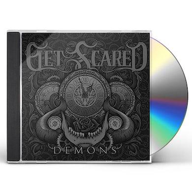 Get Scared DEMONS CD