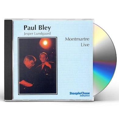 Paul Bley MONTMARTRE LIVE CD