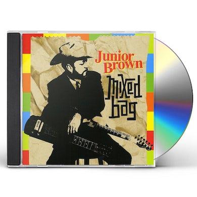 Junior Brown MIXED BAG CD