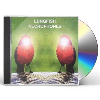 Lungfish NECROPHONES CD