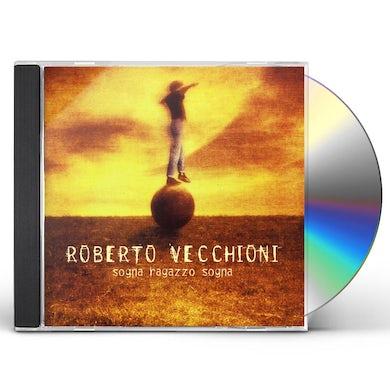 Roberto Vecchioni SOGNA RAGAZZO SOGNA CD