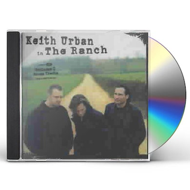 Keith Urban In The Ranch CD