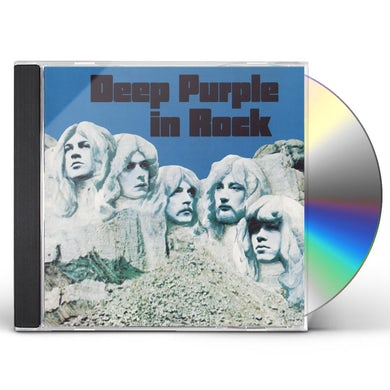 Deep Purple IN ROCK - 25TH ANNIVERSARY (SPECIAL EDITION) CD