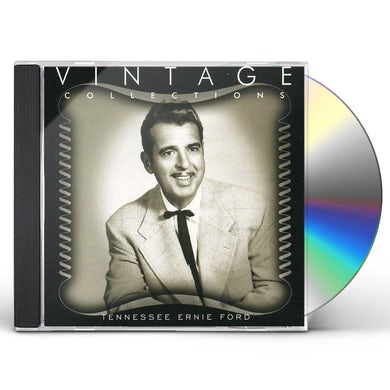 Tennessee Ernie Ford VINTAGE COLLECTIONS SERIES CD