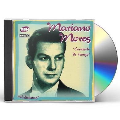 Mariano Mores CONCIERTO DE TANGO CD