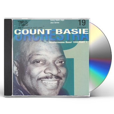 Count Basie & His Orchestra SWISS RADIO DAYS 19 CD