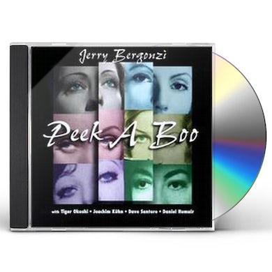 Jerry Bergonzi PEEK A BOO CD