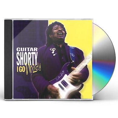 Guitar Shorty GO WILD CD