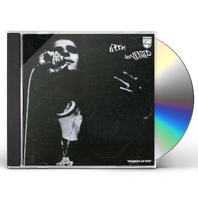 Maria Bethania ROSAS DOS VENTOS - O SHOW ENCANTADO CD