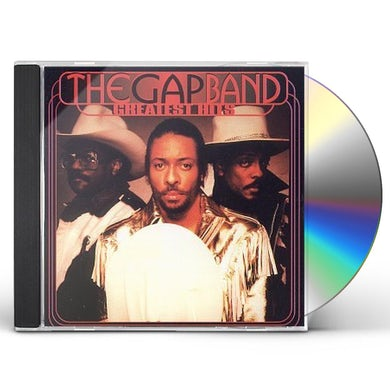 Gap Band GREATEST HITS CD