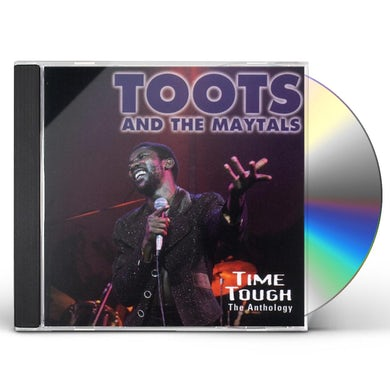 Toots & Maytals TIME TOUGH: ANTHOLOGY CD