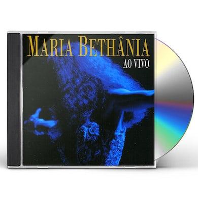 Maria Bethania AO VIVO CD