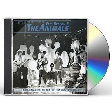 Eric Burdon / The Animals INSIDE OUT CD