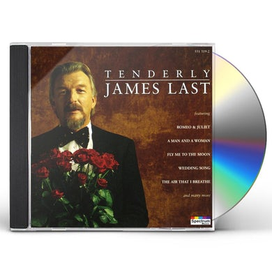 James Last TENDERLY CD
