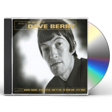 Dave Berry VERY BEST OF CD
