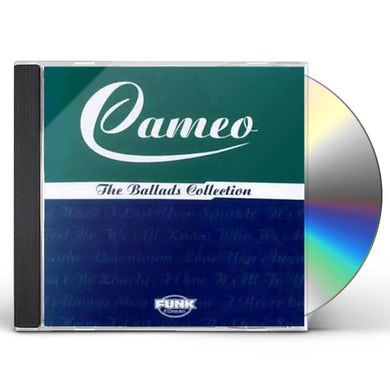 Cameo BALLADS COLLECTION CD