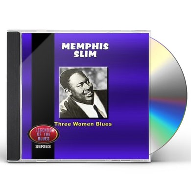 Slim Memphis  THREE WOMEN BLUES CD