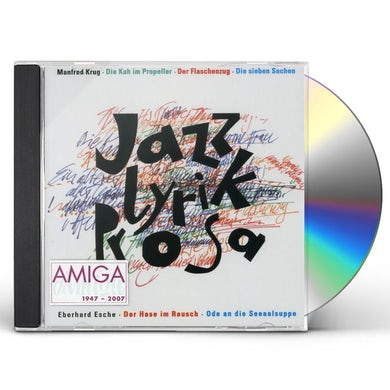 JAZZ-LYRIK-PROSA CD