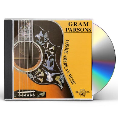 Gram Parsons COSMIC AMERICAN MUSIC CD