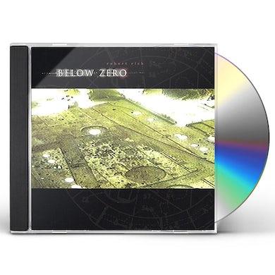Robert Rich BELOW ZERO CD