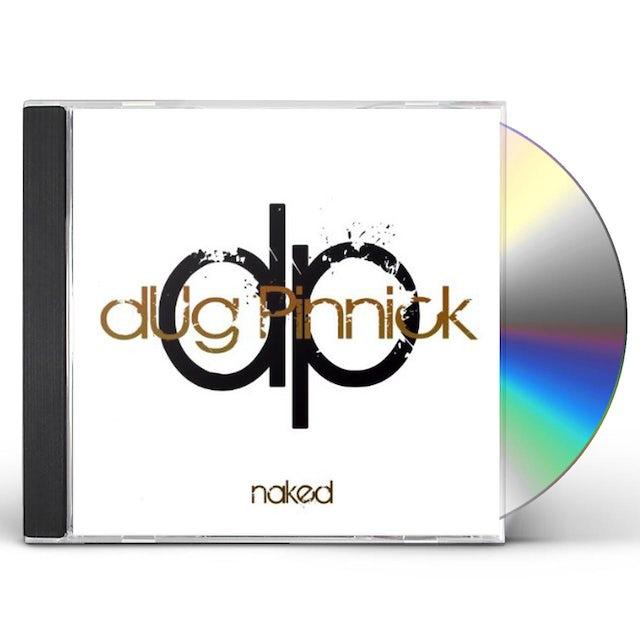 Dug Pinnick NAKED CD