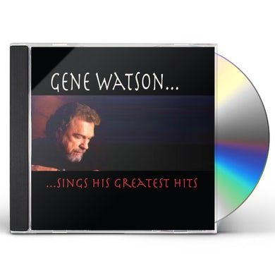 Gene Watson GREATEST HITS CD