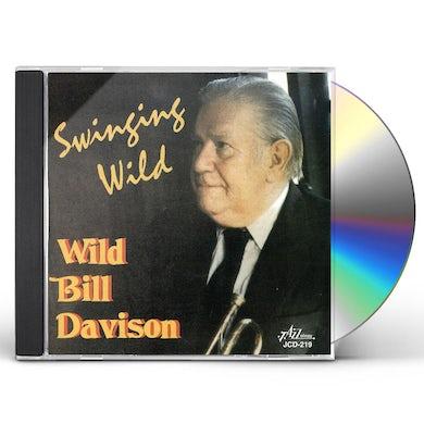 Wild Bill Davison SWINGIN WILD CD