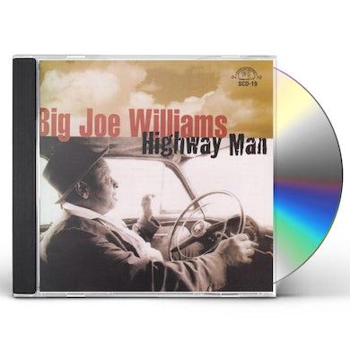 Big Joe Williams HIGHWAY MAN CD