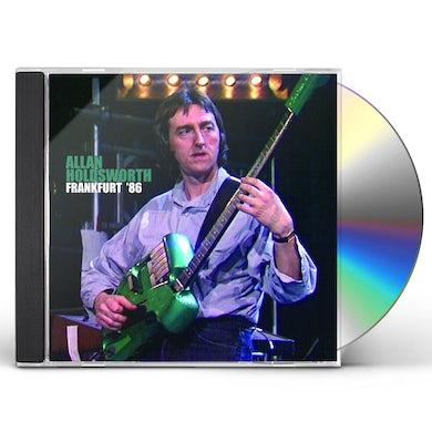 Allan Holdsworth FRANKFURT '86 CD