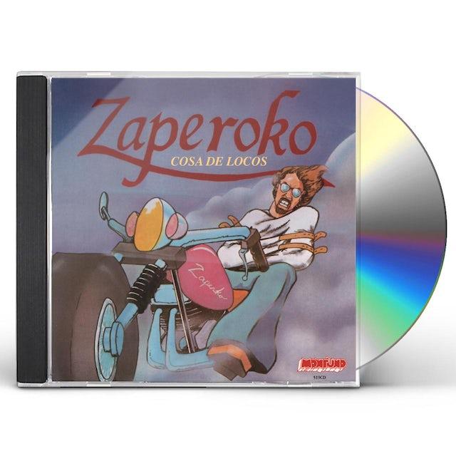 Zaperoko COSA DE LOCOS CD