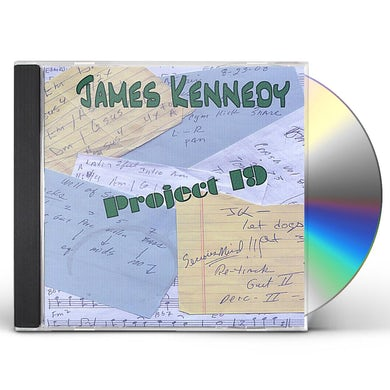 James Kennedy PROJECT 19 CD