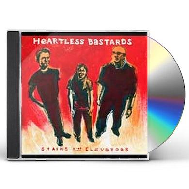 Heartless Bastards STAIRS & ELEVATORS CD
