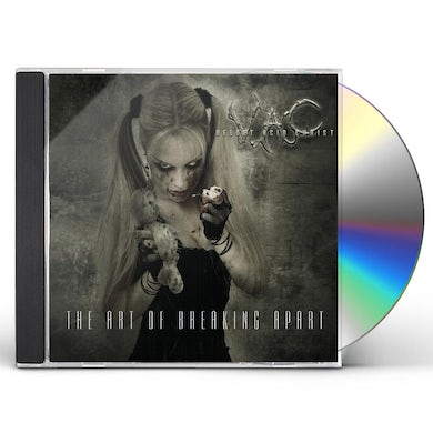 VELVET ACID CHRIST ART OF BREAKING APART CD