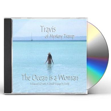Travis of Mystery Tramp OCEAN IS A WOMAN CD
