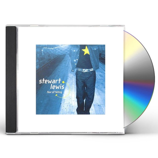Stewart Lewis FEAR OF FALLING CD