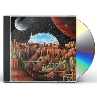 Eternal Tapestry WORLD OUT OF TIME CD
