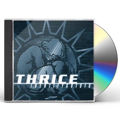Thrice IDENTITY CRISIS CD