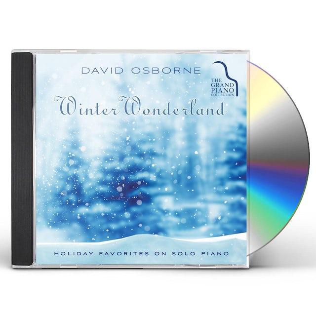 David Osborne WINTER WONDERLAND CD