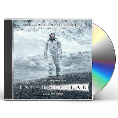Hans Zimmer INTERSTELLAR Original Soundtrack (EXPANDED EDITION/2CD) CD