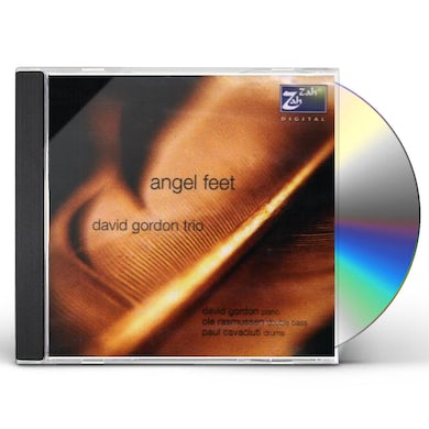 David Gordon ANGEL FEET CD