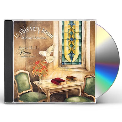 Steve Hall IN THIS VERY ROOM CD