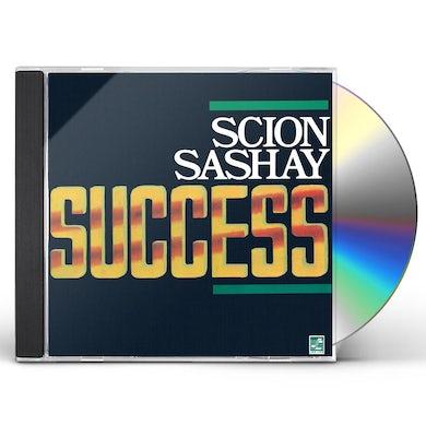 Scion Sashay SUCCESS CD