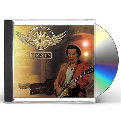 Solomon King TRAIN CD
